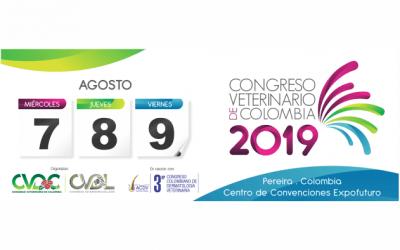 CONGRESO VETERINARIO DE COLOMBIA 2019