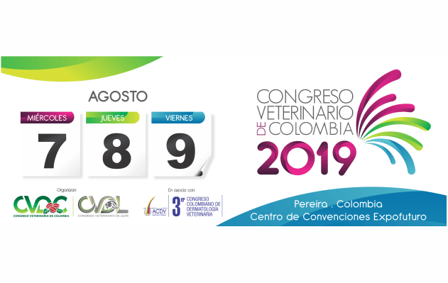 CONGRESO VETERINARIO DE COLOMBIA 2019